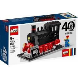 40370 LEGO Steam Engine